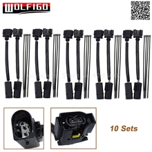 WOLFIGO 1 Set / 2 Sets/ 10 Sets Camshaft Adjuster Magnet Wiring Harness For Mercedes W203 C230 A2711502733,2711502733,1685452328
