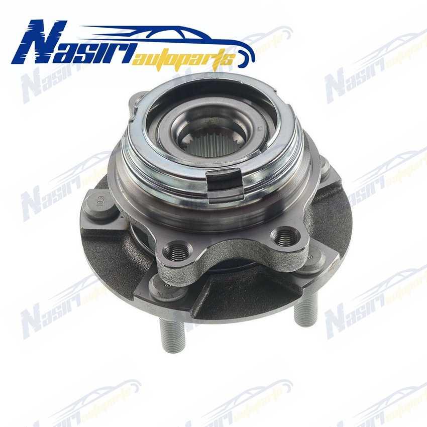 REAR Wheel Bearing and Hub Assembly For Infiniti FX50 G37 M37 M56 370Z EX35 G25