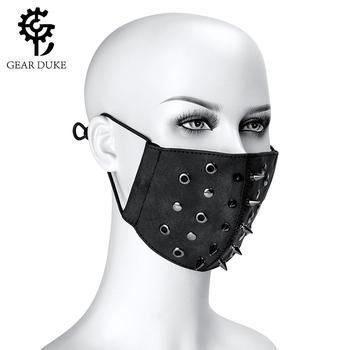 Spike Biker Mask 1
