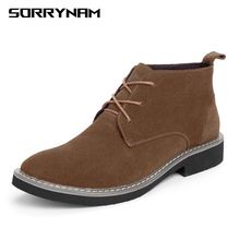 Really Leather Suede High Quality Business Casual Shoes Men Dress Office Luxury Male Breathable Oxfords Formal