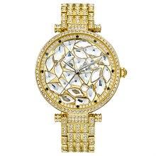 2020 New devena Full Diamond female Watches Large Dial Quartz Watch Women Bracelet Watch Waterproof Top Brand Luxury Clock lady цена 2017