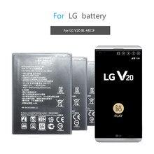 BL-44E1F Batterie De Téléphone Portable Pour LG V20 H910 H990N US996 F800L VS995 US996 LS997 H990DS Batterie BL 44E1F 3200mAh