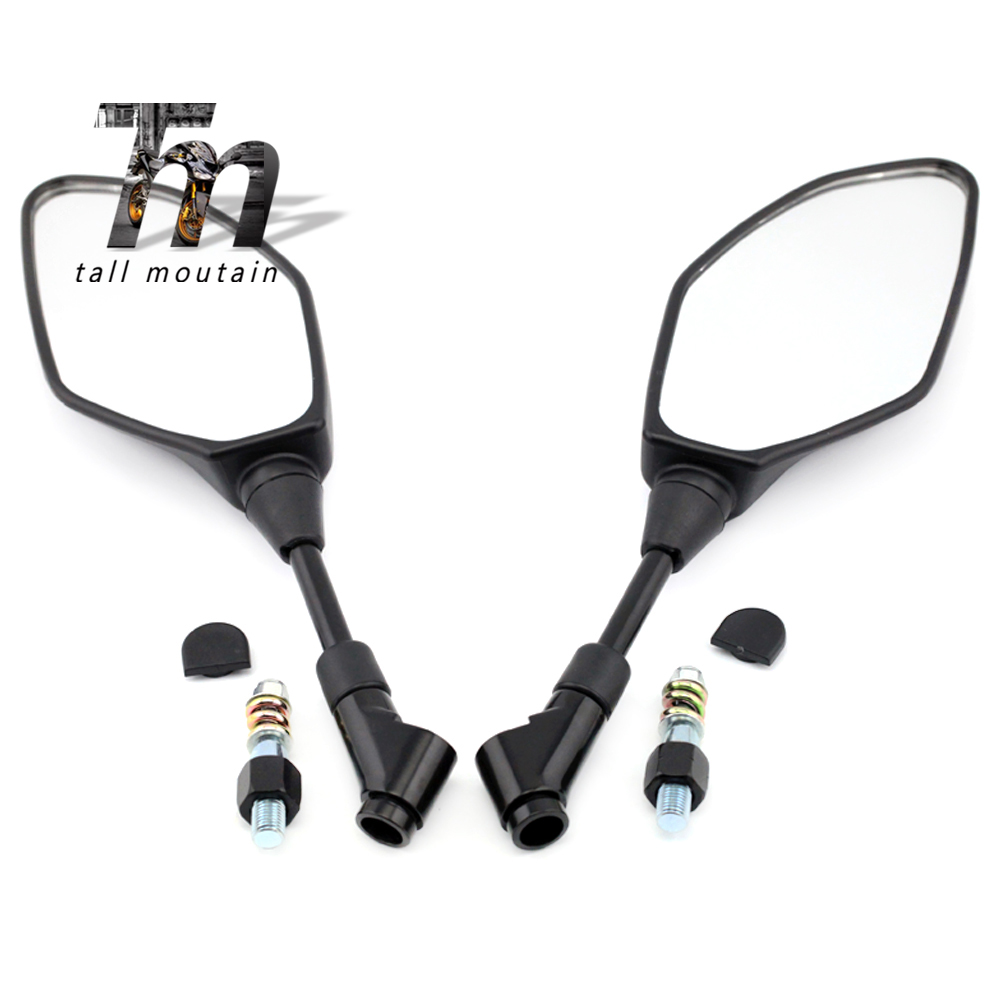 E9 Certification Rearview Mirrors For YAMAHA FZ07 FZ09 FZ8 FJ09 MT03 MT07 MT09
