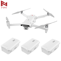 FIMI-Dron X8SE 2020 con cámara, cuadricóptero RC 8KM FPV 3 ejes cardán 4K Cámara GPS RC Dron RTF regalo de Navidad