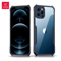 Xundd Stoßfest Fall Für iPhone 12 Pro Max Fall Transparent Fall Schutzhülle Dünne Shell Für iPhone12 Pro Max 6,7 käfer