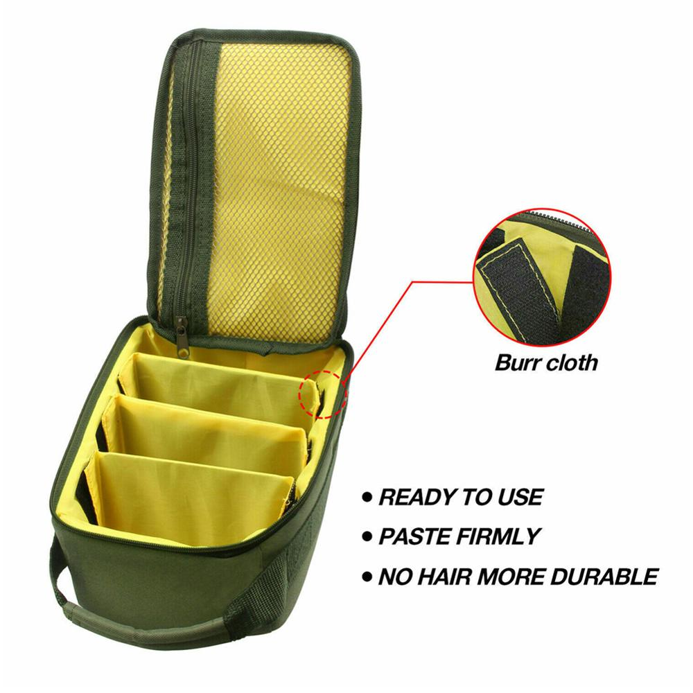 Купить сумка органайзер для рыболовных катушек с несколькими отделениями