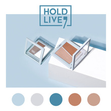 HOLDLIVE 2 colors highlight Nose shadow palette 2020 hot salesnew Brighten Easy to Wear Long-lasting makeup Powder