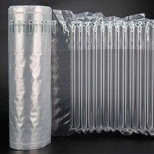 Пузырчатая воздушная подушка пленка подушка наполнение воздушная подушка с пузырьками наполнитель воздушная надутая пленка шириной 20 см 25 30 35 40 45 50 см