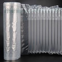 bubble roll air cushion film pillow filling air cushion bubble pillow filler air inflated wrap wide 20cm 25 30 35 40 45 50cm