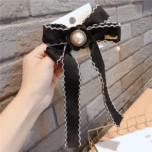 Female Fashion Handmade Brooch Lady All Match Big Size Bowknot Crystal Clothes Scarf Badge Brooches Fine Broch Jewelry(China)