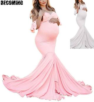 Maternity Dress Photography Props Maxi Maternity Gown Pregnant Dress Shooting Photo Summer Pregnancy Maxi Gown Photo Shoot maternity dress photography props maxi maternity gown lace maternity dress shooting photo summer pregnant dress photo shoot