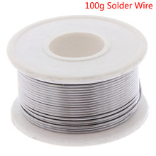 One Piece 0.04inch 1mm 100g Solder Wire Tin Lead 25/75 Flux 2.0% Rosin Soldering Core(China)