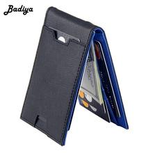 Fashion Men Wallet Casual Multi-card Position Credit Card Ho