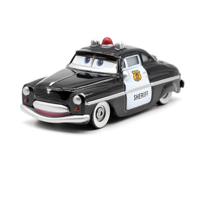 Disney Pixar Car 3 Car 2 1 McQueen Car 1:55 Die Cast Metal Alloy Model Toy Car Kids Toys Educational Toys For Children Boys New