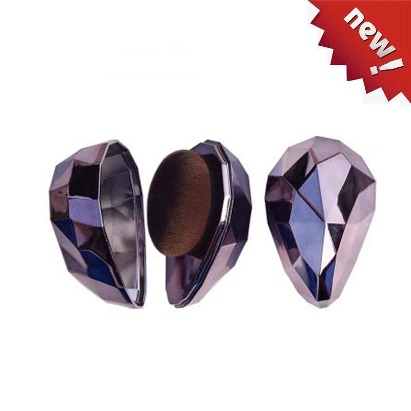 INS Роскошная Алмазная кисть для пудры, крем для основы, кисти для макияжа, профессиональная портативная Кисть для макияжа без следов, косметика|Аппликатор теней для век|   | АлиЭкспресс