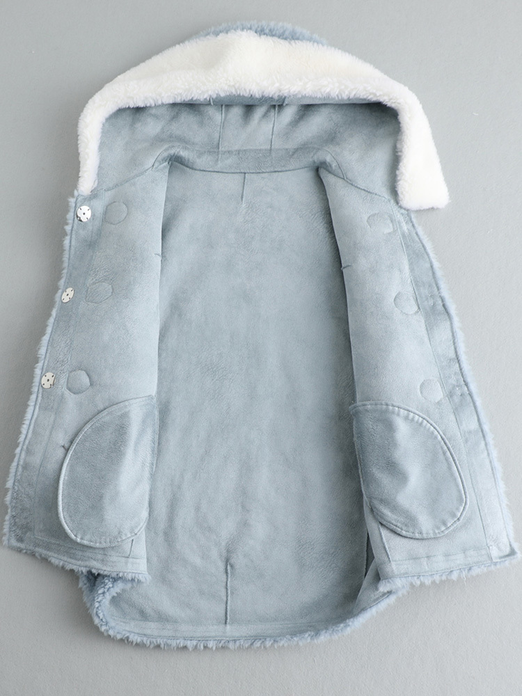 Autumn Winter Coat Women Clothes 2020 Korean Vintage Real Fur Coat Female 100% Wool Jacket Sheep Shearling Fur Tops ZT4311