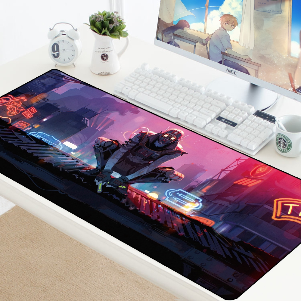 Apex Legend Large Mouse Pad Gaming XL Gamer Mousepad PC Table Mat Speed Overlocke Pad To Mouse Keyboard Notbook Office Padmouse