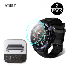 2PCS 2.5D HD Clear Scratch Resistant Guard Glass For LEMFO LEM12 LEM 12 PRO Smart Watch Screen Protector Film Tempered Glass