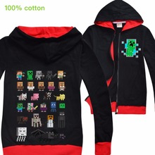 Kids Children Halloween Cotton Costume Funny Witer Hoodie Sw