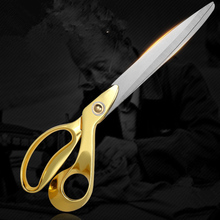 Professional Sewing Scissors Sewing Tailor Scissors for Fabric Cutter Scissors Embroidery Dressmaker Scissor Shears Stainless diy necessary sewing tools tailor s scissors 5mm zigzag lace dressmaker s shears