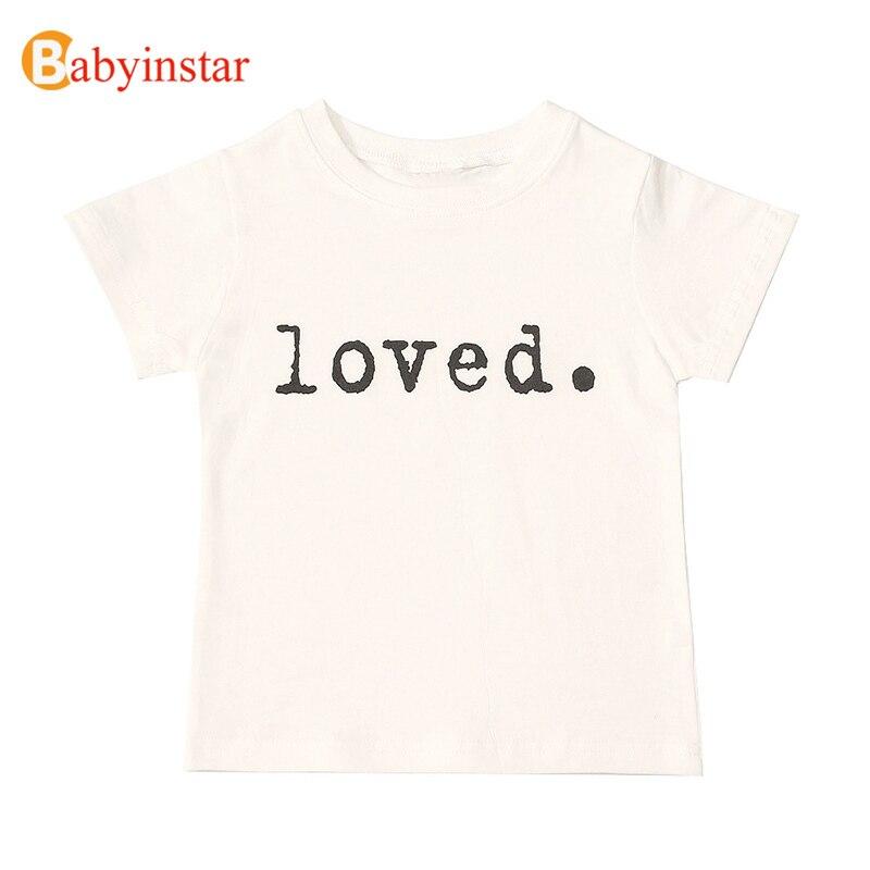Babyinstar Kinder T Shirts Für Mädchen Kostüm Glücklich Geburtstag Mädchen Tops Kinder Kleidung Jungen T Shirt Marke Thanksgiving Hemd Mädchen