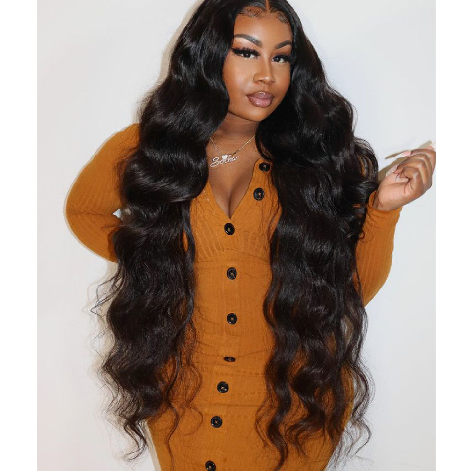 Bundles Closure Weave Remy-Hair Indian 30inch  title=