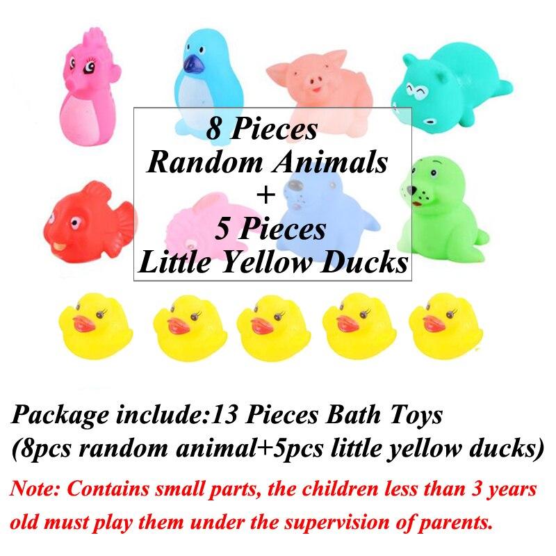 8 Random 5 Ducks