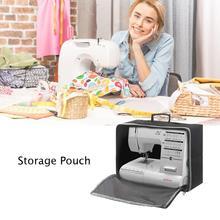 Новая Складная швейная машина чехол для переноски швейная машина сумка для путешествий и Storag