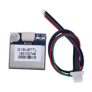 Image 3 - G18U8TTL GPS GLONASS BDS Module de Navigation LNA amplificateur puce pour Arduino Betaflight CC3D FPV contrôle de vol, véhicule, PDA, Ect