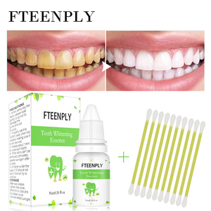 Oral Hygiene Teeth Whitening Essence Tooth Bleaching Dental Toothpaste Cleaning Remove Stains Tooth Whitening Products TXTB1