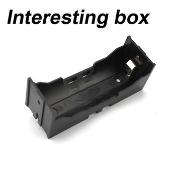 26650 opakowanie na baterie sucha bateria opakowanie na baterie DIY komponenty elektroniczne producent wykonany model opakowanie na baterie 1 sekcja tanie i dobre opinie