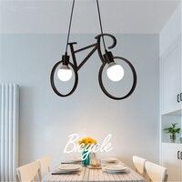 Precio https://ae01.alicdn.com/kf/H603c8b2987ca449cb3a5f4059257b0c6C/Lámpara de techo de hierro creativa con forma de bicicleta lámpara de techo E27 accesorio de.jpg