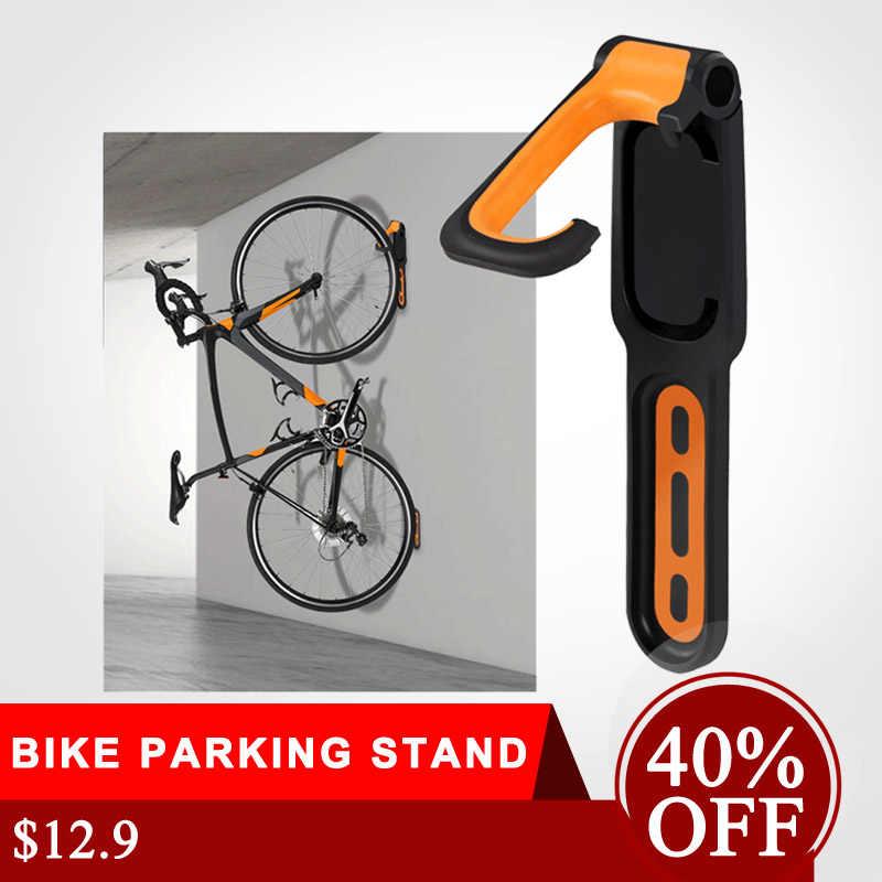 Bicycle Rack Storage Buckle Wall-Hanger Mount Hook Parking Rack Road Bike USA HQ