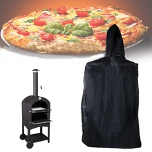 Pizza Oven Cover Garden Furniture Dust High Quality Dustproof Waterproof Covers for Outdoor Patio Kitchenware
