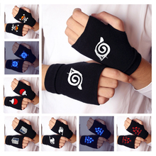 Half-Finger-Gloves Attack Fairy-Tail Titan Tokyo Ghoul Cosplay on Sailor-Moon Anime One-Piece