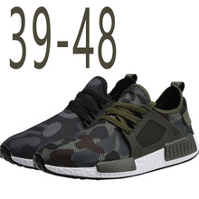 Sneakers cross-border explosions summer foreign trade large size sports shoes mens extra mesh men 48wish