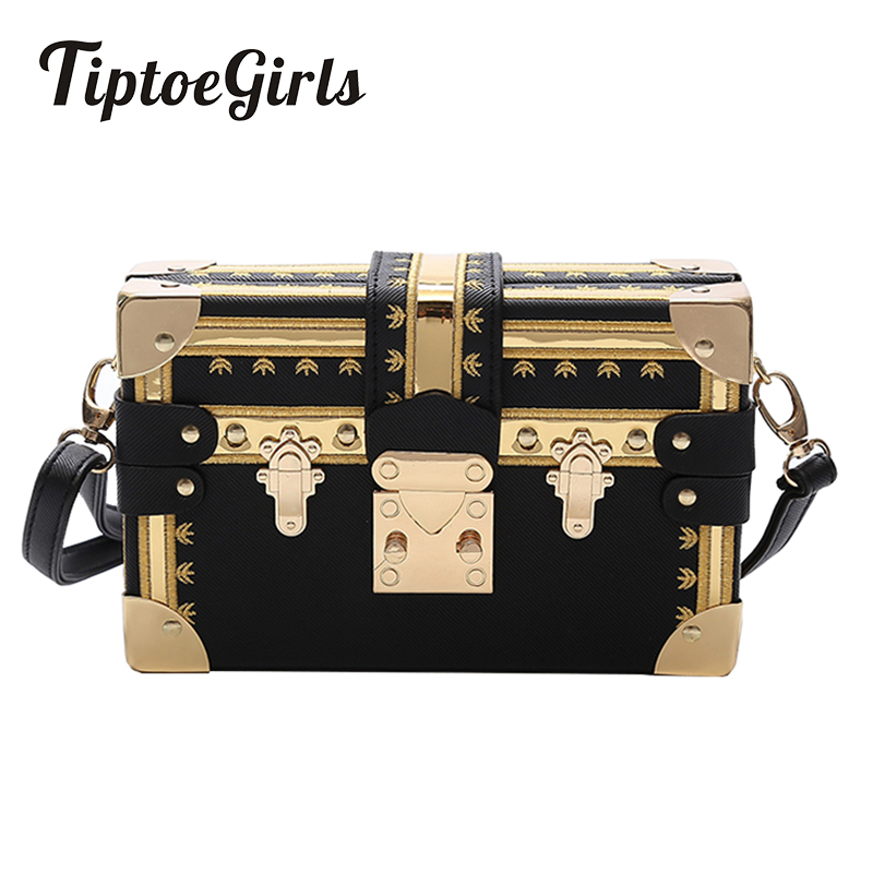 Fashion Box Women Bag Rivets Fashion Women Messenger Bags Small Square Girls Shoulder Bags 2018 New Female Shoulder Packages|square bag|fashion shoulder bagsshoulder bags - AliExpress