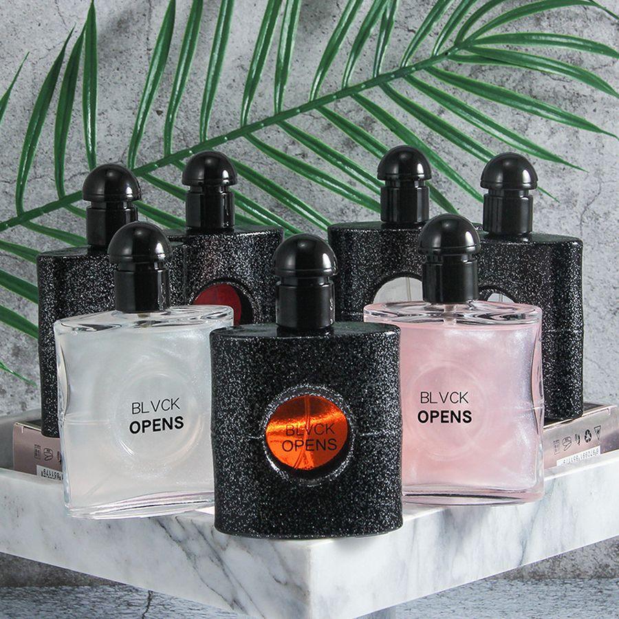 50ml Fragrance Perfumed Long Lasting Body Spray Woody Perfume Glass Bottle Original Women Pheromone Men Fresh Perfume Atomizer
