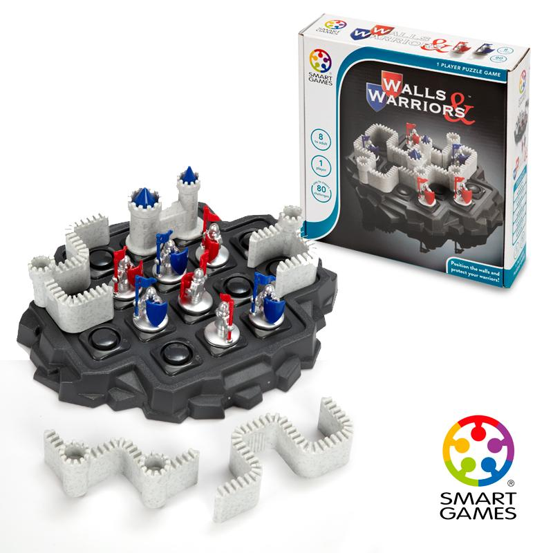 Smart Games - Walls & Warriors Toys For Children