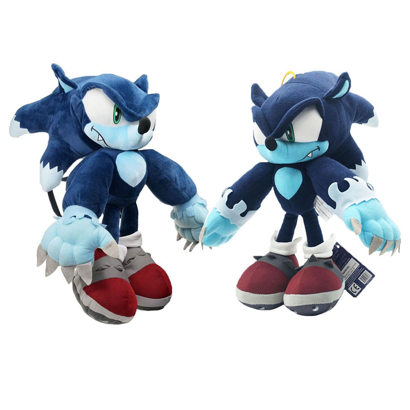 35cm Sonic Backpack Plush Hedgehog Plush Bags Cartoon Stuffed Fluffy Schoolbag Children Backpacks Sonic Doll Gifts For Girl Boy Plush Backpacks Aliexpress