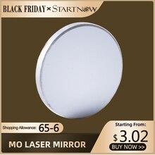 Startnow Moเลเซอร์เลนส์สะท้อนแสง 19 20mm 25mm 30 38.1 THK 3mm Opticสะท้อนแสงสำหรับ 40W CO2 ตัดแกะสลักเครื่อง