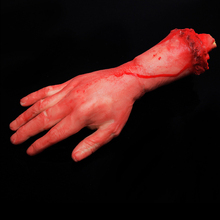 Halloween Horror Gebrochen Finger Hand Brechen Fuß Prop Haunted Haus Dekoration