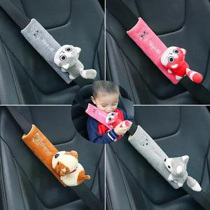 Car Styling Seat Belt Cover Sh