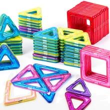 Big Size Magnetic Designer Magnet Building Blocks Accessories Model & Building Constructor Toys for Children Educational