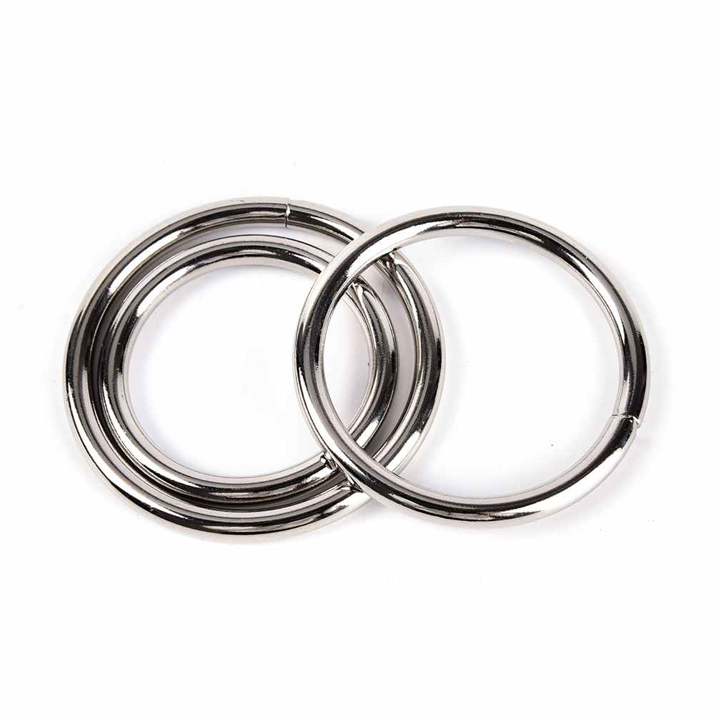 Dia 38/45/50mm Penis Ring Aluminum Male Chastity Device Cock Ring Erotic Adult Product Sex Toy For Men Delay Ejaculation Lasting