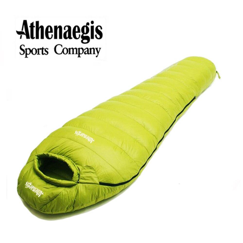 Το Athenaegis 1800G λευκή γέμιση κάτω γέμιση - Κατασκήνωση και πεζοπορία - Φωτογραφία 4