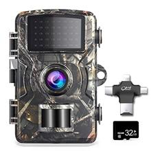 Trail-Camera Night-Vision Tracing-Game Photo-Trap 12MP 1080P IP66 Imager