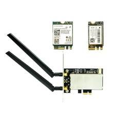 Преобразователь переменного тока wtxup m2 в pcie карта адаптера