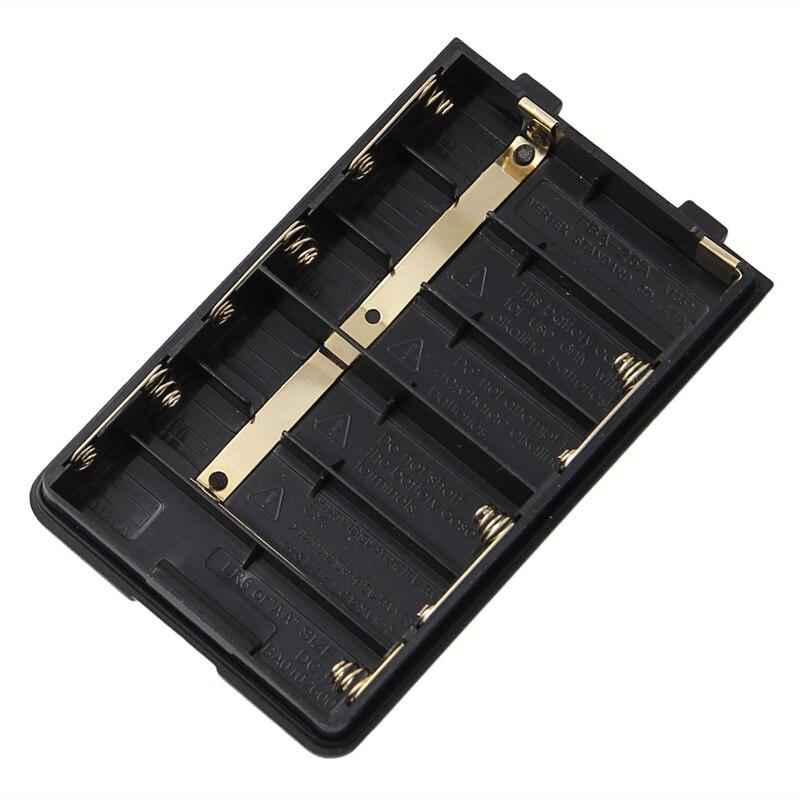 25A Battery Box Plastic Per Case For YAESU/VERTEX STANDARD FT60R VX168 VX160