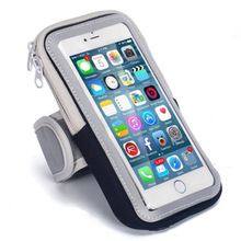 4-6 inch universal arm bag mobile motion phone armband cover for running arm band holder